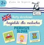 Karty obrazkowe Angielski dla malucha Pierwsze słowa w sklepie internetowym Booknet.net.pl
