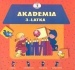 Akademia trzylatka w sklepie internetowym Booknet.net.pl