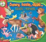 Sowy łosie dziki w sklepie internetowym Booknet.net.pl