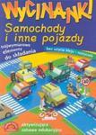 Wycinanki. Samochody i inne pojazdy. Trójwymiarowe elementy do składania w sklepie internetowym Booknet.net.pl