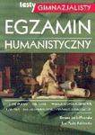 Testy gimnazjalisty Egzamin humanistyczny w sklepie internetowym Booknet.net.pl