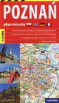 Poznań plan miasta 1:20 000 w sklepie internetowym Booknet.net.pl