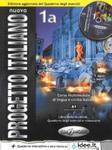 Nuovo Progetto Italiano 1A Podręcznik + ćwiczenia + płyta DVD + płyta CD w sklepie internetowym Booknet.net.pl