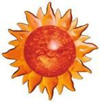 Słońce Crystal Puzzle w sklepie internetowym Booknet.net.pl