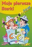 Moje pierwsze literki 5-6 lat w sklepie internetowym Booknet.net.pl