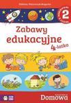 Domowa Akademia. Zabawy edukacyjne 4-latka cz.2 w sklepie internetowym Booknet.net.pl