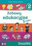 Domowa Akademia. Zabawy edukacyjne 5-latka cz.2 w sklepie internetowym Booknet.net.pl