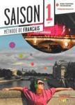 Saison 1 Podręcznik + CD audio - wersja wieloletnia w sklepie internetowym Booknet.net.pl