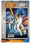 Puzzle Star Wars Nowa nadzieja 500 w sklepie internetowym Booknet.net.pl