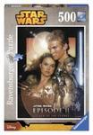 Puzzle Star Wars Epizod II 500 w sklepie internetowym Booknet.net.pl