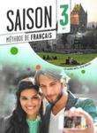 Saison 3 podręcznik + płyta CD audio + Płyta DVD w sklepie internetowym Booknet.net.pl