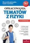 Opracowania tematów z fizyki w sklepie internetowym Booknet.net.pl