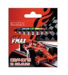 Kredki woskowe 12 kolorów Fmax w sklepie internetowym Booknet.net.pl