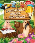 234 łamigłówki, rebusy, krzyżówki w sklepie internetowym Booknet.net.pl