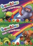 Blok rysunkowy A4 Bambino 20 kartek 10 sztuk mix w sklepie internetowym Booknet.net.pl