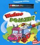 Ważne pojazdy. Flamaster wodny w sklepie internetowym Booknet.net.pl