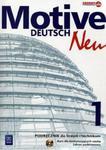 Motive Deutsch New 1. Liceum i technikum. Język niemiecki. Podręcznik. Poziom podstawowy w sklepie internetowym Booknet.net.pl