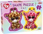 Ty Beanie Boos Shape puzzle 2w1 w sklepie internetowym Booknet.net.pl