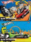 Blok techniczny A4 Hot Wheels z kolorowymi kartkami 10 kartek 10 sztuk w sklepie internetowym Booknet.net.pl