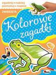 Kolorowe zgadywanki. Zwierzęta w sklepie internetowym Booknet.net.pl