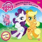Malowanka dla malucha My Little Pony w sklepie internetowym Booknet.net.pl