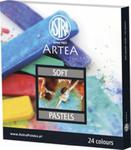 Pastele suche Artea 24 kolory w sklepie internetowym Booknet.net.pl