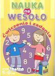 NAUKA NA WESOŁO ĆWICZENIA I ZADANIA 5-6 LAT FK 9788327438287 w sklepie internetowym Booknet.net.pl