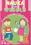NAUKA NA WESOŁO ĆWICZENIA I ZADANIA 3-4 LATA FK 9788327438263 w sklepie internetowym Booknet.net.pl