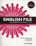 English File Intermediate Plus Workbook w sklepie internetowym Booknet.net.pl