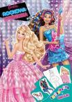 Barbie Rockowa Księżniczka Kolorowanka i naklejki w sklepie internetowym Booknet.net.pl