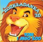 Tobi i jego zoo. Rozkładanka 3D w sklepie internetowym Booknet.net.pl