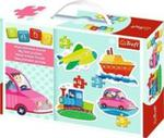 Baby Puzzle Pojazdy w sklepie internetowym Booknet.net.pl