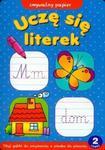 Uczę się literek 2 w sklepie internetowym Booknet.net.pl
