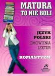 Matura to nie boli - Romantyzm 2006 w sklepie internetowym Booknet.net.pl