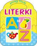 Poznaję literki od A do Z w sklepie internetowym Booknet.net.pl