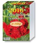 Kalendarz 2016 KL 14 Kalendarz tradycyjny z różą w sklepie internetowym Booknet.net.pl