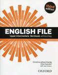 English File Upper-Intermediate Workbook without key w sklepie internetowym Booknet.net.pl