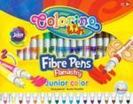 Flamastry Junior Colorino kids 18 kolorów w sklepie internetowym Booknet.net.pl