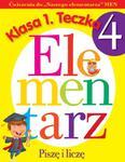 Elementarz.Piszę i liczę.Klasa1,Teczka 4. Ćwiczenia w sklepie internetowym Booknet.net.pl