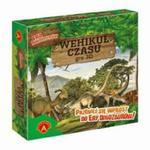 Gra 3D Wehikuł czasu - Era dinozaurów w sklepie internetowym Booknet.net.pl