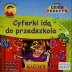 Poznajemy cyferki Cyferki idą do przedszkola + CD w sklepie internetowym Booknet.net.pl