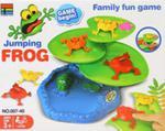 Gra Skaczące Żabki Jumping Frogs Pchełki Gry Dla Dzieci w sklepie internetowym Booknet.net.pl