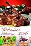Kalendarz 2016 Kulinarny pionowy w sklepie internetowym Booknet.net.pl