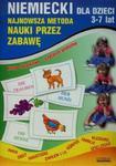 Język niemiecki dla dzieci 3-7 w sklepie internetowym Booknet.net.pl