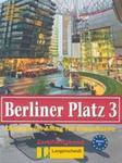 Berliner Platz 3. Deutsch im Alltag fur Erwachsene. Zertifikatsband w sklepie internetowym Booknet.net.pl