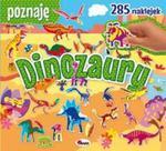 Poznaję dinozaury w sklepie internetowym Booknet.net.pl