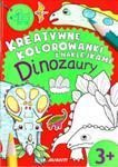 KOLOROWANKA DINOZAURY AVANT. AVANTI 9788365276056 w sklepie internetowym Booknet.net.pl