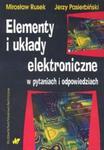 Elementy i układy elektroniczne w pytaniach i odpowiedziach w sklepie internetowym Booknet.net.pl