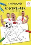 PZPN Piłka nożna Gramy w piłkę Kolorowanka w sklepie internetowym Booknet.net.pl