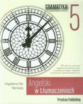Angielski w tłumaczeniach Gramatyka 5 z płytą CD w sklepie internetowym Booknet.net.pl
